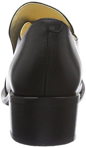 John W. Shoes Munin, Chaussons  femme Noir - Noir