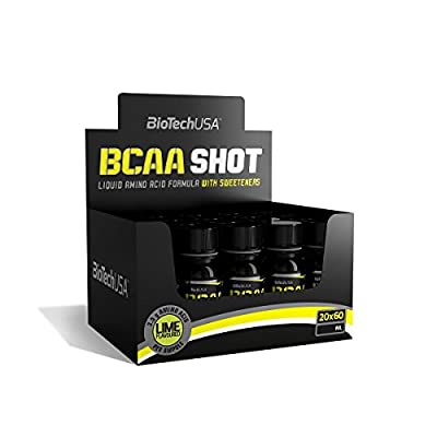 Biotech 1 g Lime Bcaa Shot 60 Ml Amino Acids