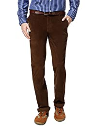 Byford By Pantaloons Men's Casual Wear Trousers
