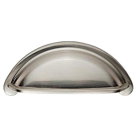 Fingertip FTD557 Cottage Drawer Cabinet Cup Pull Handle - 76mm