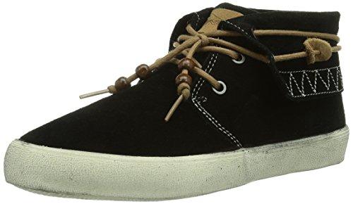 O'Neill Ricked, Sneaker a collo alto Donna, Nero (Schwarz (A00 - Black (9900))), 38
