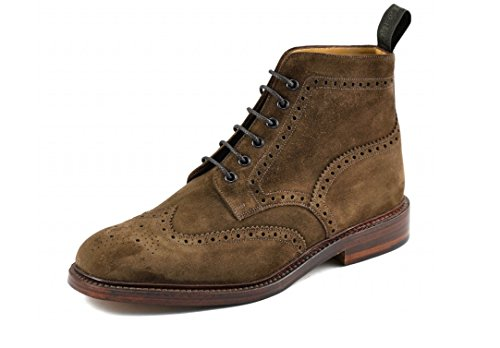 loake-uomo-marrone-burford-suede-stivali-uk-125