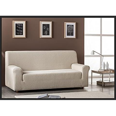 ForenTex- Funda de sofa, disponible varios tamaño (4 plazas, Morado)