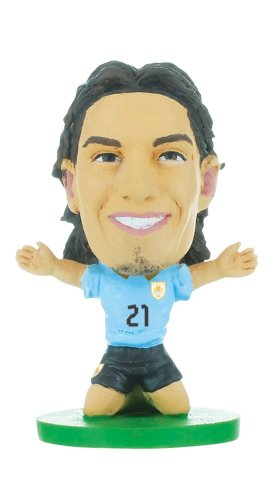 Edinson Cavani SoccerStarz Abbildung - Uraguay