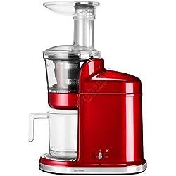 KitchenAid 5KVJ0111ECA Extracteur de jus Pomme d'Amour 250 W