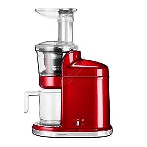 kitchenaid 5kvj0111eca extracteur de jus pomme d 39 amour 250 w cuisine maison. Black Bedroom Furniture Sets. Home Design Ideas