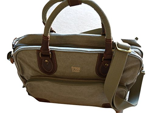 troop-london-troop-london-overnighter-bolso-de-viaje-marron-beige-carry-on