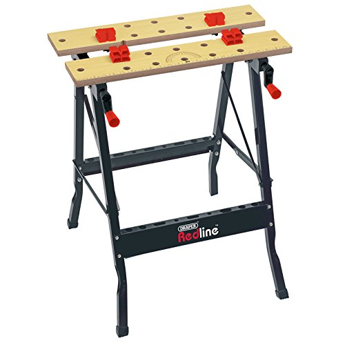 Draper 68027 Fold Down Portable Workbench Test