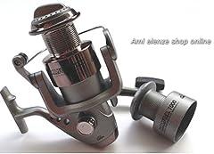 Idea Regalo - Carson Mulinello 7000 Pesca Carpa Canna Fondo carpfishing Carp Fishing boilies Lago