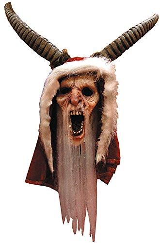 Krampus Movie Adult Santa Krampus Costume Mask