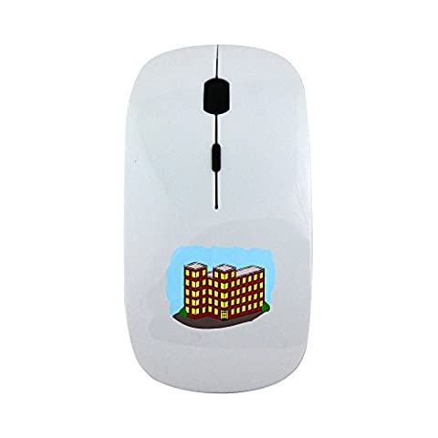 Wireless mouse with Switched tower