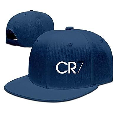 Trithaer Custom CR7 Logo Adjustable Baseball Hat & Cap