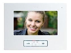 m-e Vistus VD-6310Video-Gegensprechanlage 3,5Zoll (9 cm) Monitor, für 1 Familie/Haushalt, Komplett-Set
