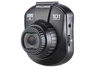 Nextbase NBDVR101 In Car Dash Cam Camera DVR Dashboard Digital Driving Video Recorder 101 720P HD Black,3.4 x 5.6 x 6.5 cm (DXWXH)
