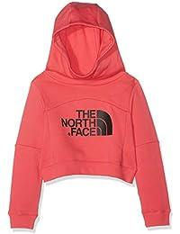 b6337b97a2 The North Face Cropped Veste à Capuche et Coupe Courte Fille