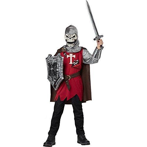 Skull Knight Child Costume, X-Large ()
