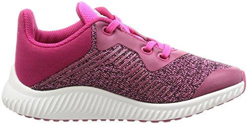 Adidas fortarun K–Chaussures de deportepara enfants, rose–(rosfue/Ftwbla/rosimp) Rose