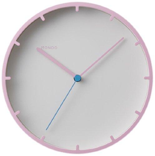 Tick - Wall Clock by Mondo, Pink