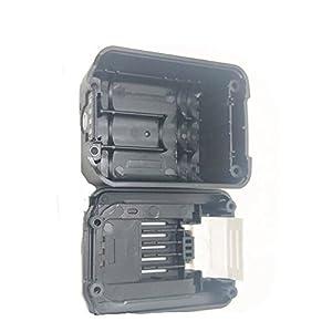 für Makita 10.8V 2000mAh Li-Ion BL1020B DF330 DF033 DF033 JR105 TM30 HS300 Plastikoberteil Wiederaufladbarer Batterie-Kasten (keine Batteriezellen) Ersetzen Sie