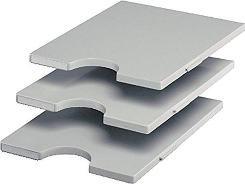 styrorac Tablare/280-3123.80 BxT 234x298mm grau Inh.3