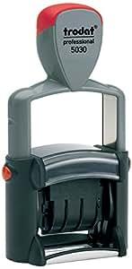Trodat Timbre dateur en métal ligne Pro 4 mm