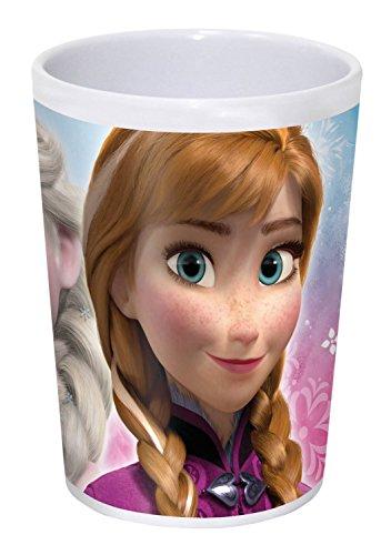 p:os 25184 Trinkbecher Disney Frozen, Melamin, circa 250 ml