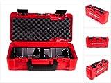 Rothenberger Rocase 4212 (1000001808) Werkzeugkoffer mit Einlage für Pressbacken/Presszangen