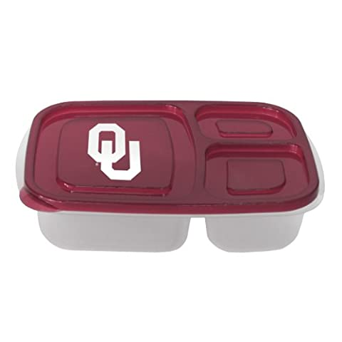 NCAA Oklahoma Sooners Lunch Container with