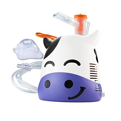 Nebulizer Inhalator Vernebler Für Kinder Und Erwachsene Kompressorsystem Cool Mist Inhaler Für Kinder Wenaqin - Nebulizer Aerosol Maske