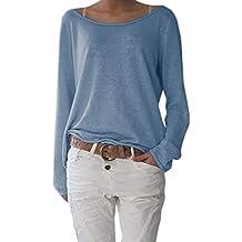premium selection 21839 c2f92 Suchergebnis auf Amazon.de für: weisse pullover damen - Blau