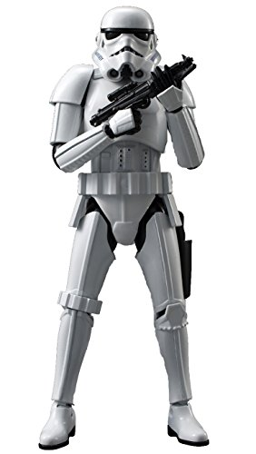Bandai 1/12 Storm Trooper Bandai Star Wars Model Kit (Japan Import) -