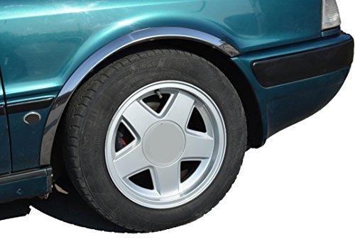 80 B3 Sedan 1986-1991 (Chrome)