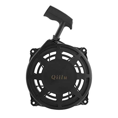 Qiilu Recoil Rasenmäher Starter Pull Start Seilzugstarter für Briggs 0026 Stratton 499706 690101 Passend für 091212 091232 09141 (Briggs Und Stratton Starter)