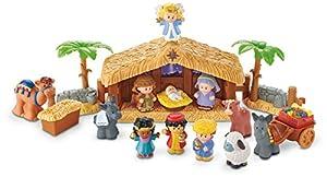 Fisher-Price- Price Nacimiento, Multicolor (Mattel