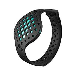 Moov Now 3D Fitness Tracker and Real Time Audio Coach (Aqua Blue)