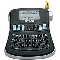 DYMO LabelManager 210D Transferencia térmica 180 x 180DPI - Impresora de etiquetas (Transferencia térmica, 180 x 180 DPI, 12 mm/s, 9 etiqueta(s), 1,2 cm, 6, 9, 12)