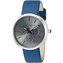 TED BAKER MULTI DIAL GENTS STRAP WATCH