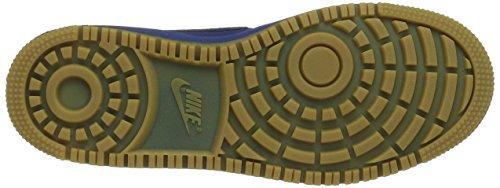 Nike  Son Of Force Mid Winter, chaussure de sport homme Bleu