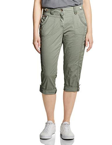 Shirt Hose (Cecil Damen 372094 New York Hose, Light Khaki, W26(Herstellergröße:26))