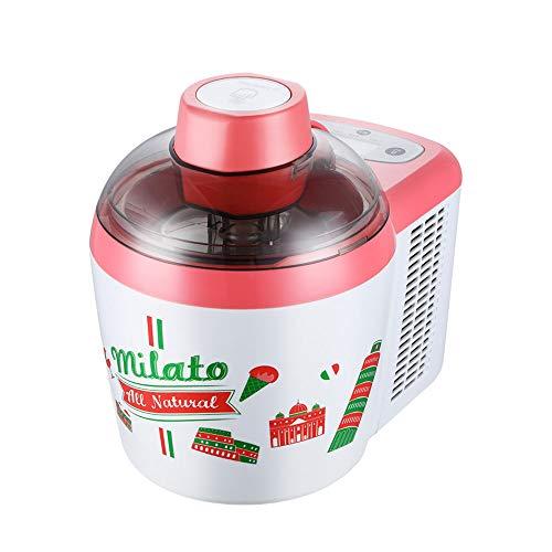 Nbcdy yogurt-gelatiera, versatilità 220v gelato delizioso morbido morbido automatico fatto in casa, macchina da dessert per uso domestico frappè gelatina di moda