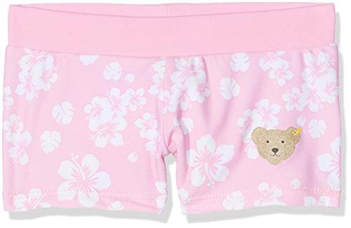 Steiff Baby-Mädchen Badeshorts Bikini Panty 6717565, Rosa (Prism Pink 2160), 86