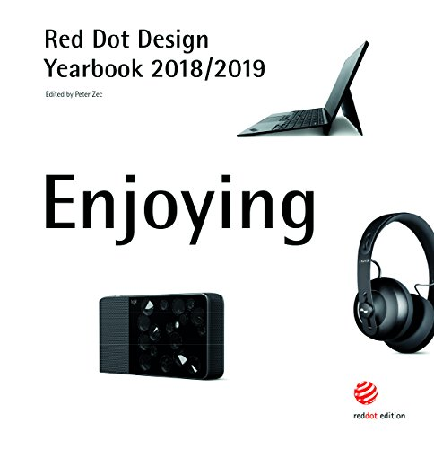 Enjoying 2018/2019: Red Dot Design Yearbook 2018/2019