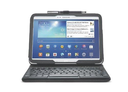 Kensington Kensington KeyFolio Pro (TM)–Folio mit Tastatur für Samsung Galaxy Tab® 310.1_ PARENT Schwarz