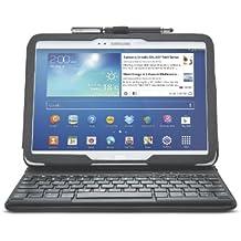 Kensington KeyFolio Pro(TM) - Funda con función atril y teclado para Samsung Galaxy Tab® 3 10.1