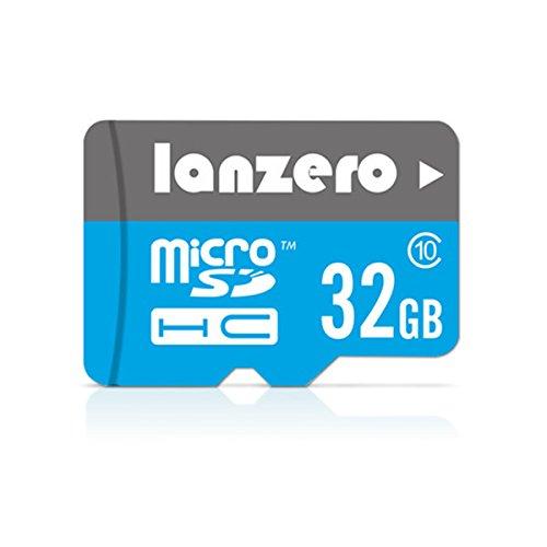 lanzero 32G Class 10High-speed Micro SDHC SD TF Card Memory Card