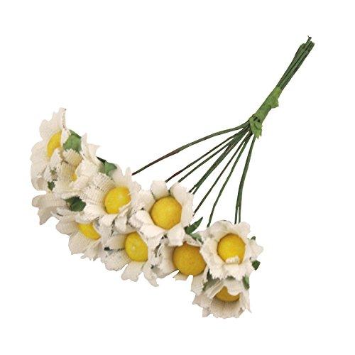 bunch-of-10-miniature-artificial-daisy-gerbera-sunflower-flower-picks-white