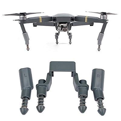MyArmor Upgrade Version Heightened Lengthened Extended Shockproof Landing Gear for DJI Mavic Pro Drone