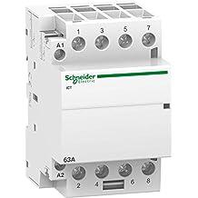 Schneider Electric A9C20864 Contactor Modular Ict 63A 4No 220-.240V 50Hz