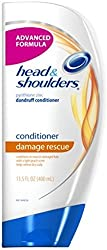 Head & Shoulders Damage Rescue Pyrithione Zinc Dandruff Conditioner 13.5 oz