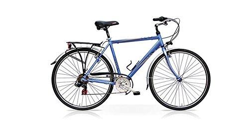 SPEEDCROSS BICICLETA CITY BIKE ALUMINIO MY WAY HOMBRE 7V